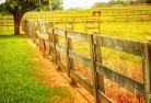 Armatree NSW Post fencing 2